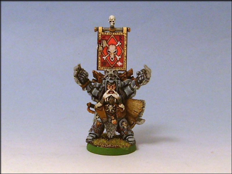 Space Wolves Banners   Howdo Kirby